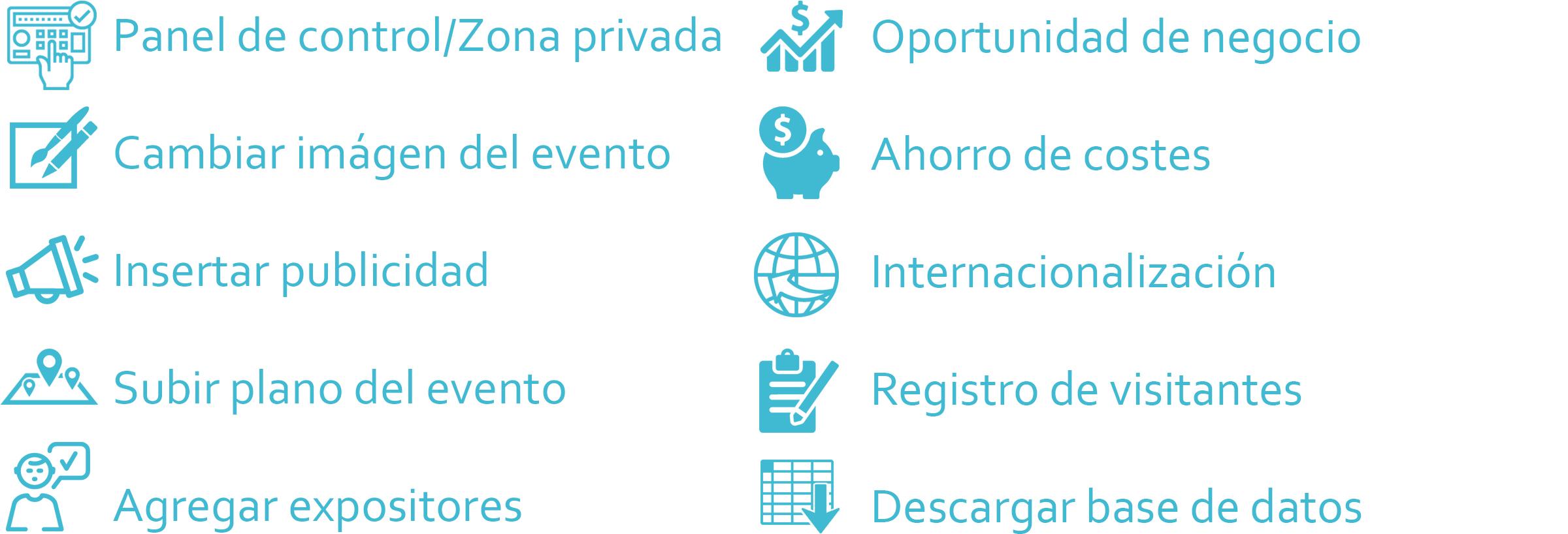 icones promotor